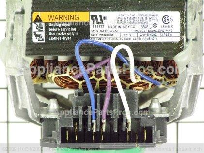 Whirlpool Motor-Drve W10416573 from AppliancePartsPros.com