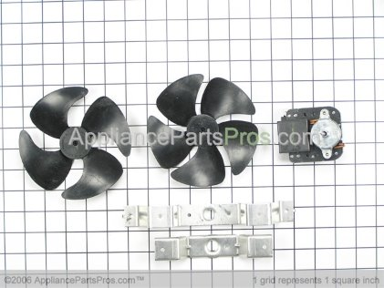 Whirlpool Motor-Evap R0151004 from AppliancePartsPros.com