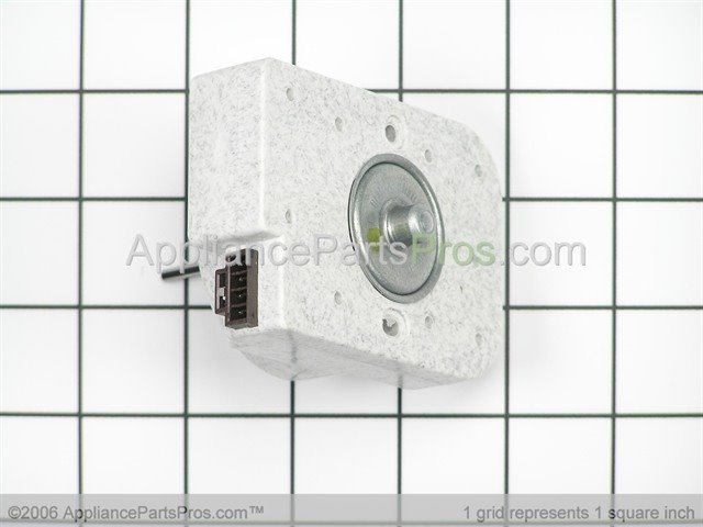 Whirlpool wp61005339 motor evaporator fan for How to test refrigerator evaporator fan motor