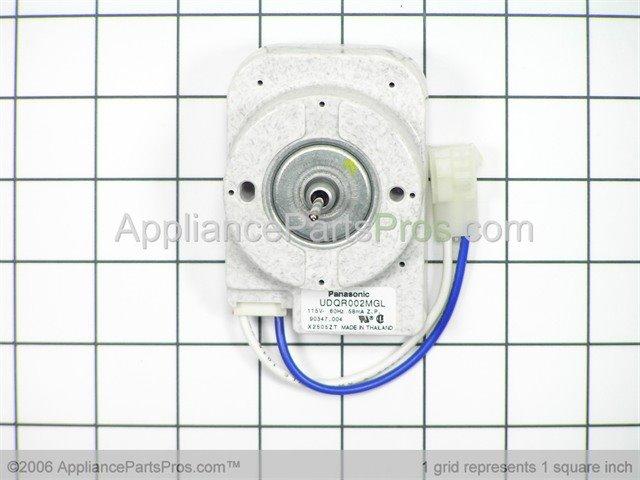 Whirlpool wp61005935 motor evaporator fan for Motor vehicle trenton nj number