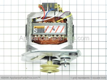 Whirlpool Motor Plate Assmy 21001400 from AppliancePartsPros.com