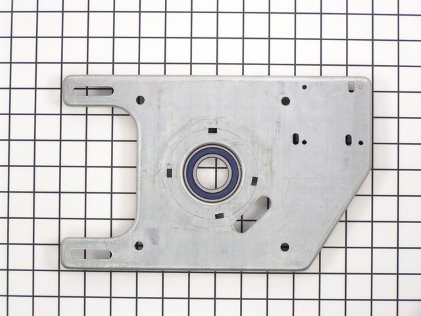 Whirlpool 3969965 motor plate bearing asm for Motor bearing cross reference