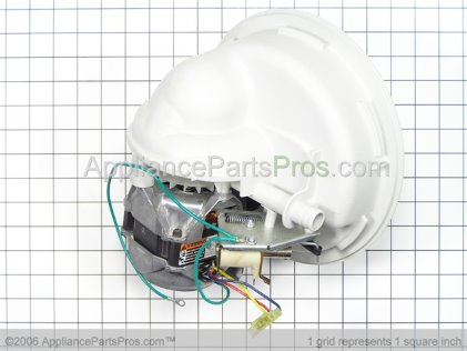 Whirlpool Motor Pu 6-905330 from AppliancePartsPros.com