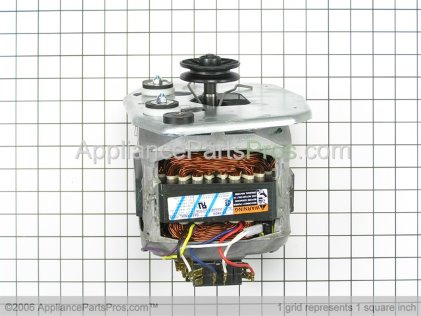 Whirlpool Motor & Pulley/plate Assembly 21001170 from AppliancePartsPros.com