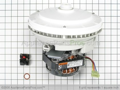 Whirlpool Motor-Pump 6-914875 from AppliancePartsPros.com