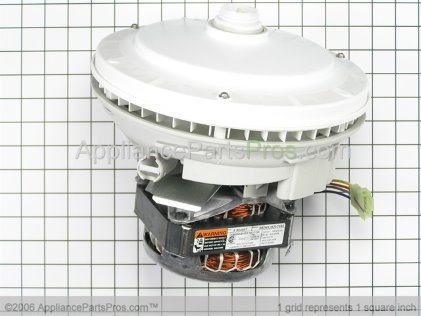 Whirlpool Motor Pump 6-914985 from AppliancePartsPros.com