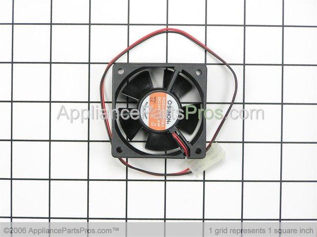 Whirlpool 12075003 Motor Refrigerator Fan D C