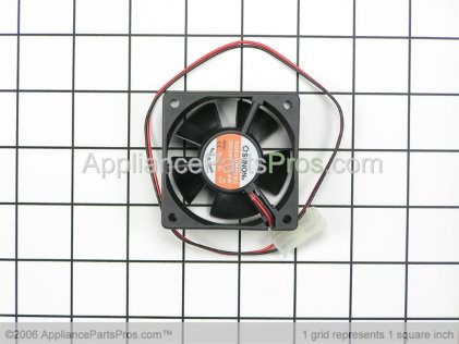 Whirlpool Motor, Refrigerator Fan (d.c.) 12075003 from AppliancePartsPros.com