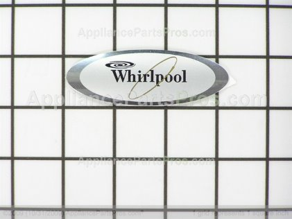Whirlpool Nameplate 2255121 from AppliancePartsPros.com