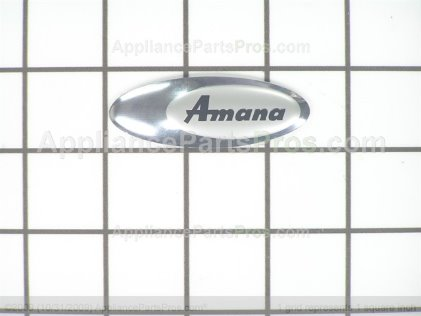 Whirlpool Nameplate (amana) 63001415 from AppliancePartsPros.com