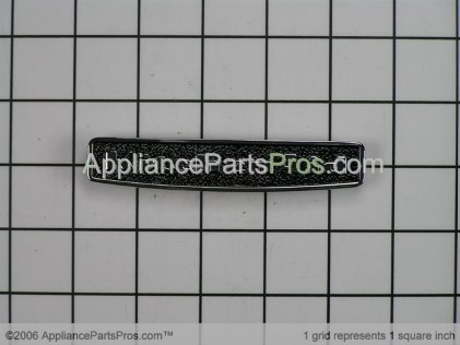 Whirlpool Nameplate (flat Black) 2005292 from AppliancePartsPros.com