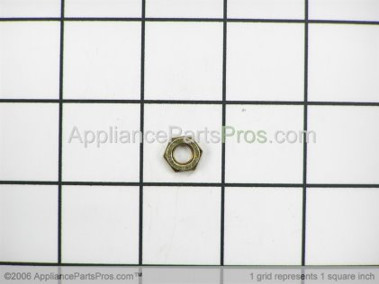 Whirlpool Nut 312273 from AppliancePartsPros.com