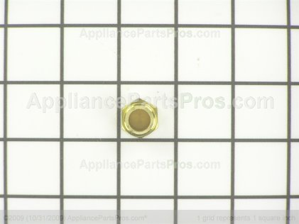 "Whirlpool Nut, Loxit (3/8"") 7103P130-60 from AppliancePartsPros.com"