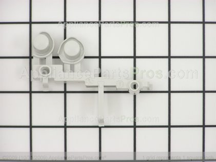 Whirlpool Options Button Set (grey) 8181889 from AppliancePartsPros.com