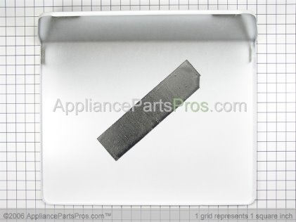 Whirlpool Outer Door As-Pack 33002786 from AppliancePartsPros.com