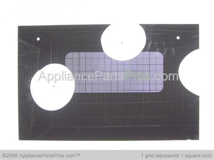 Whirlpool Outer Door Glass 705070K from AppliancePartsPros.com