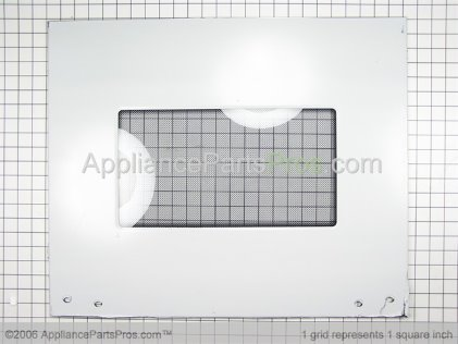 Whirlpool Outer Door Glass 9759072 from AppliancePartsPros.com
