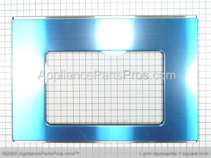Whirlpool Outer Door Glass W10144884 from AppliancePartsPros.com