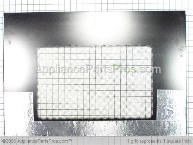 Whirlpool W10144884 Outer Door Glass Appliancepartspros Com