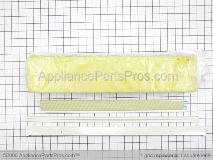 Whirlpool Outer Door Panel Kit (almond) 675809 from AppliancePartsPros.com