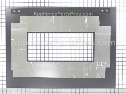 Whirlpool Outer Door Panel W10401225 from AppliancePartsPros.com