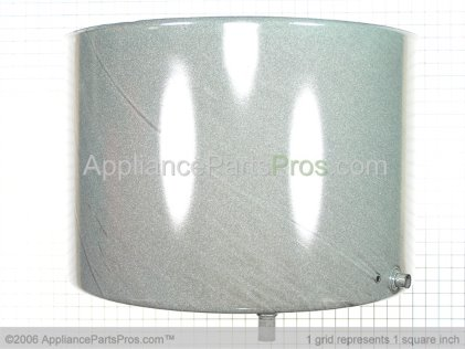 Whirlpool Outer Tub 205484 from AppliancePartsPros.com