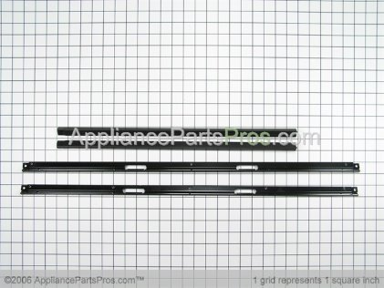 Whirlpool Oven Door Trim Kit 8184858 from AppliancePartsPros.com
