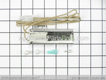 Whirlpool Oven Igniter, Flat Style 814269 from AppliancePartsPros.com