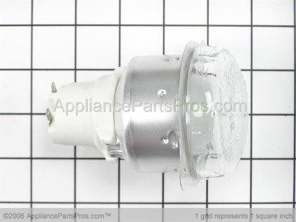Whirlpool Oven Light Assembly 31823701 from AppliancePartsPros.com
