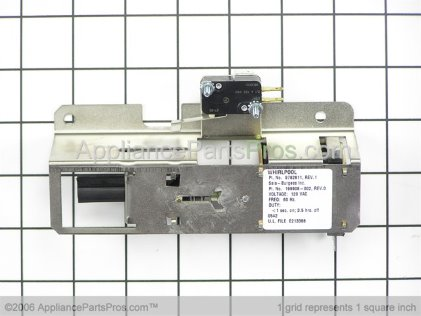 Whirlpool Oven Lock Assembly 9782611 from AppliancePartsPros.com