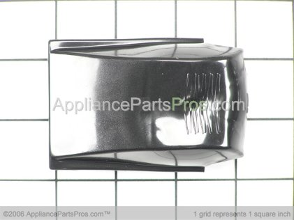 Whirlpool Pad, Actuator (blk) 61003804 from AppliancePartsPros.com