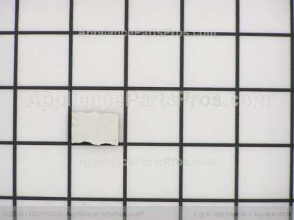 Whirlpool Pad, Bumper Y56128 from AppliancePartsPros.com
