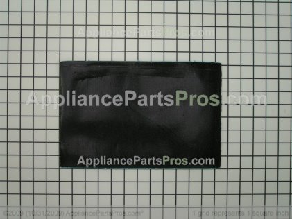 Whirlpool Pad, Damper 21001281 from AppliancePartsPros.com