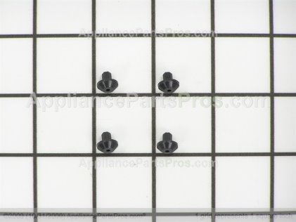 Whirlpool Pad, Grate (kit of 4) 8183759 from AppliancePartsPros.com