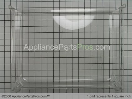 Whirlpool Pan Assy, Meat 61005623 from AppliancePartsPros.com