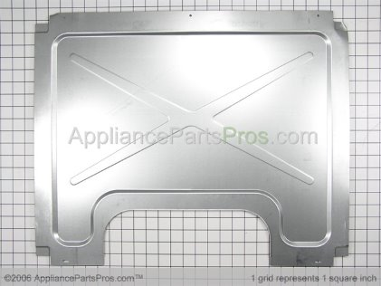 Whirlpool Pan, Bottom 8537853 from AppliancePartsPros.com