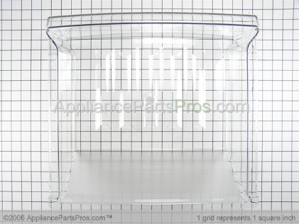 Whirlpool Pan, Crisper 10783204 from AppliancePartsPros.com