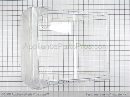 Whirlpool Pan, Crisper 61006171 from AppliancePartsPros.com