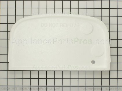 Whirlpool Pan, Drain 1168761 from AppliancePartsPros.com