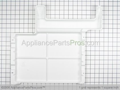 Whirlpool Pan-Drain 61004095 from AppliancePartsPros.com