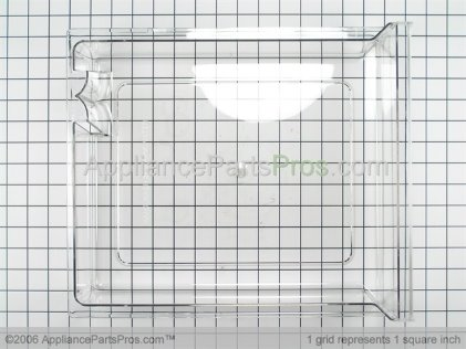 Whirlpool Pan-Meat 61005624 from AppliancePartsPros.com