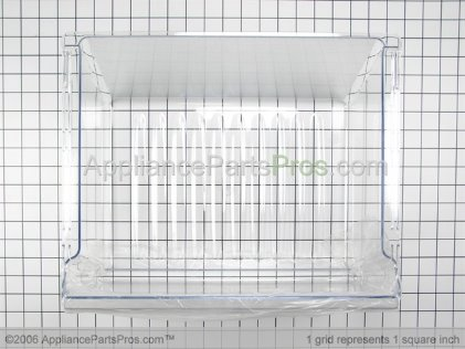 Whirlpool Pan-Meat 61006111 from AppliancePartsPros.com