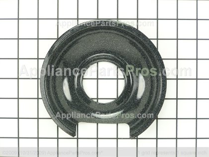 Whirlpool Pan, Surface (6`` ) 4372799 from AppliancePartsPros.com