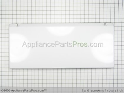 Whirlpool Panel, Access (wht) 40045301WP from AppliancePartsPros.com