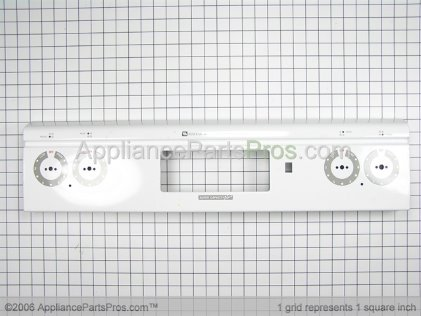 Whirlpool Panel-Bkgd 2601D599-81 from AppliancePartsPros.com