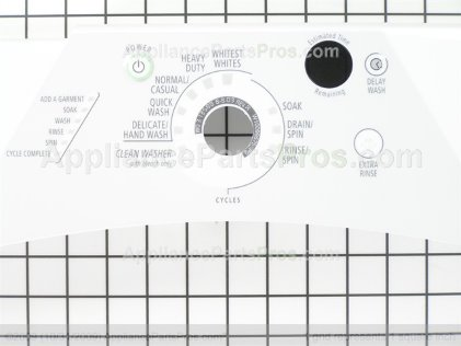 Whirlpool Panel-Cntl W10099594 from AppliancePartsPros.com