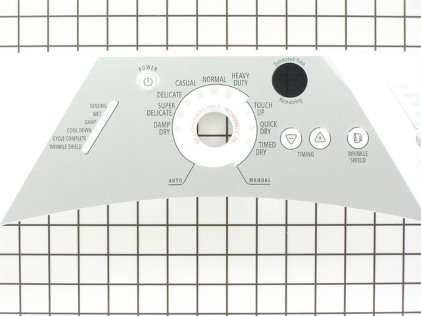 Whirlpool Panel-Cntl W10099599 from AppliancePartsPros.com