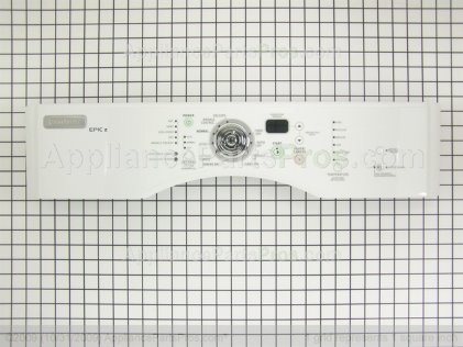 Whirlpool Panel-Cntl W10117389 from AppliancePartsPros.com