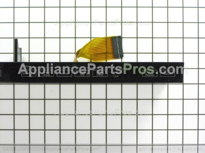 Whirlpool Panel-Cntl W10208764 from AppliancePartsPros.com