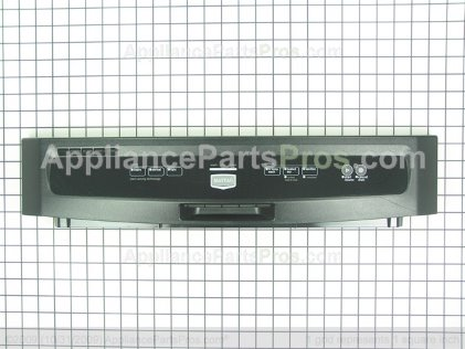 Whirlpool Panel-Cntl W10254846 from AppliancePartsPros.com